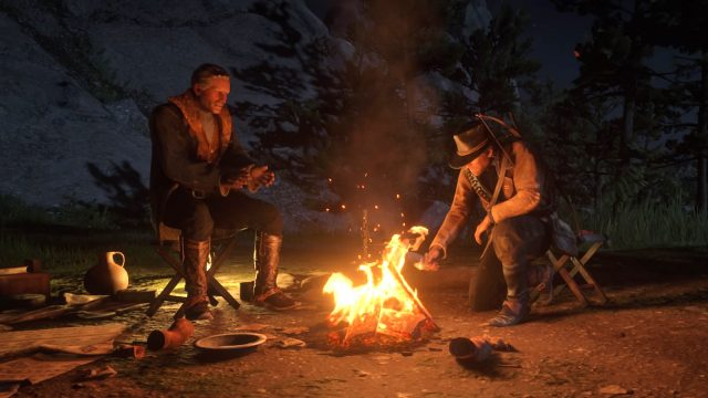 Red Dead Redemption 2 Christmas