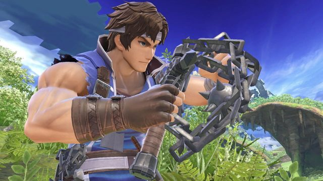 Smash Ultimate Richter