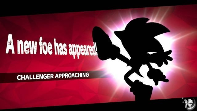Super Smash Bros Ultimate a Challenger Approaching