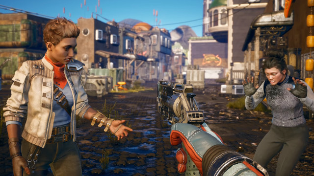 The Outer Worlds Companion System