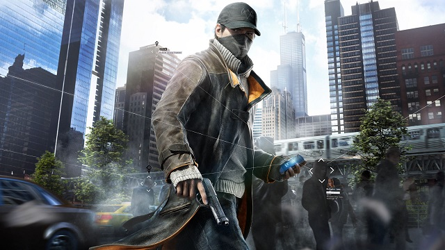 Watch Dogs Aiden