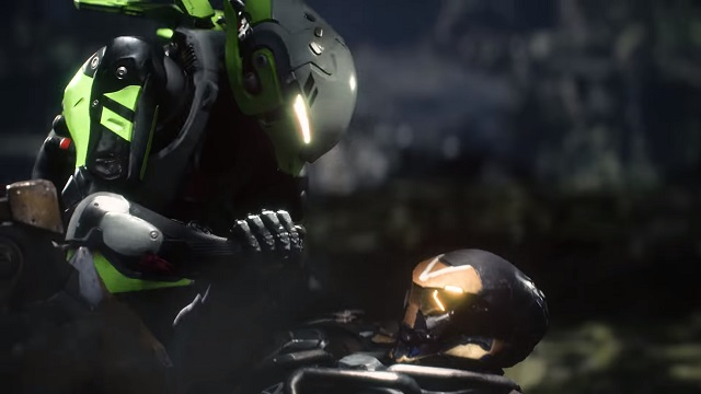 Anthem Co-op will be better than playing solo.