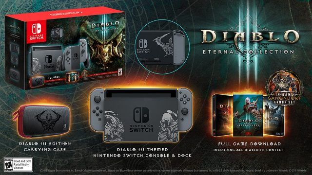 diablo 3 contest hs players taking picture of switch