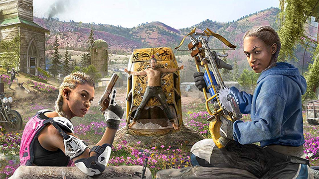 Far Cry New Dawn release date, February 2019 Games