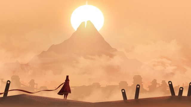 journey comes to PC