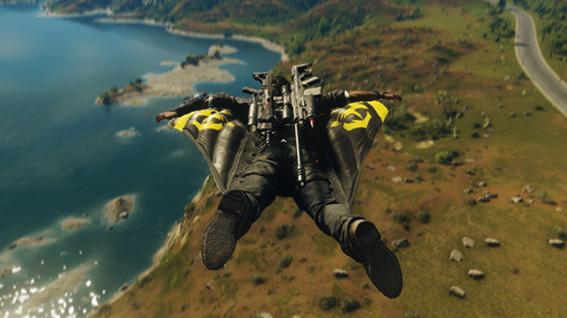 Just Cause 4 - How to Get Weaponized Wingsuit
