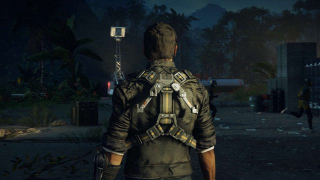 change PC key bindings in Just Cause 4