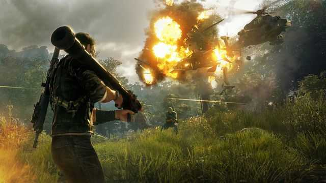 Just Cause 4 Direct3D Error Code 34