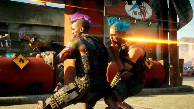 Rage 2 world