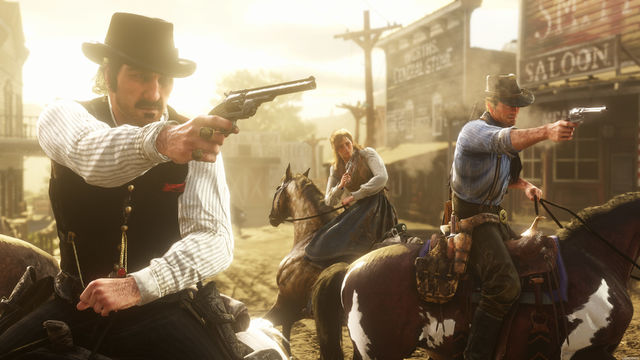 red dead online circling during races exploit