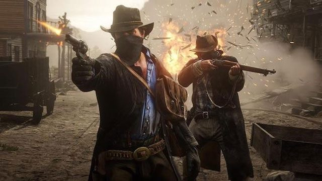 red dead redemption 2 best games of 2018 rdr2