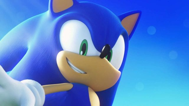 new sonic teaser shows new buff sonic
