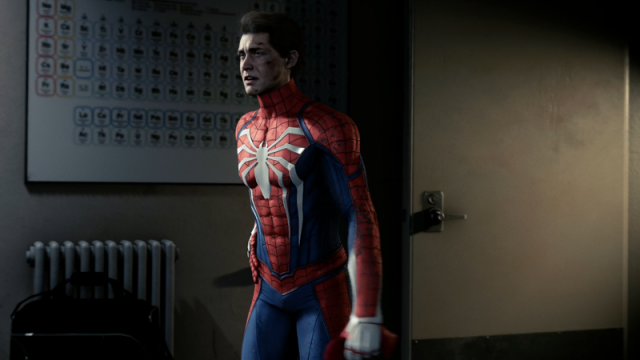 spider-man ps4 emotional impact