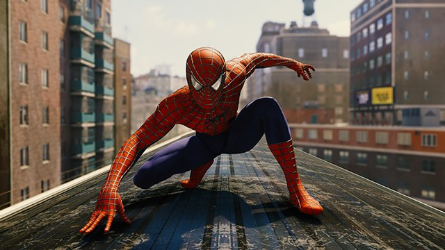 spider-man ps4 raimi suit 2