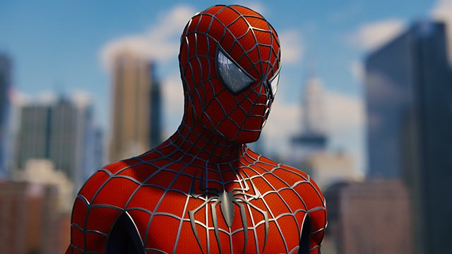 spider-man ps4 raimi suit 3