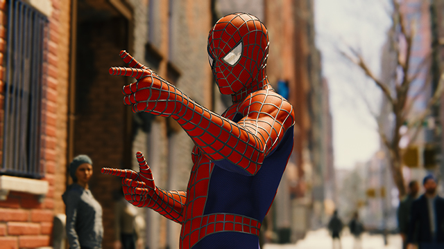spider-man ps4 raimi suit 4