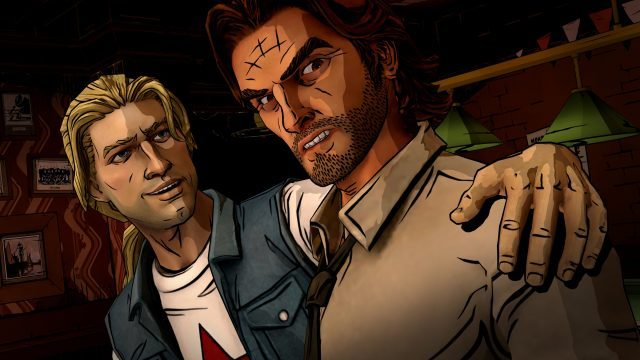 the wolf among us 2's budget was very small