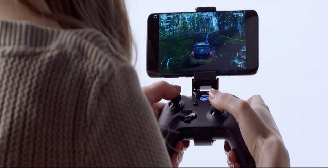 Streaming Xbox games with Project xCloud