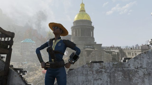 Fallout 76 Charleston Building