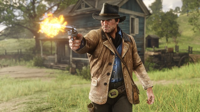 Best-selling games of 2018 RDR2