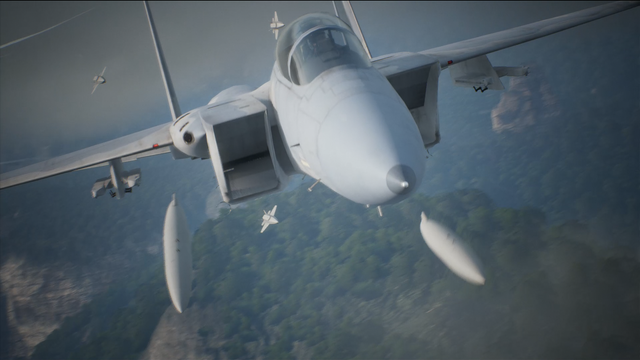 Ace Combat 7 Review Drop Tanks