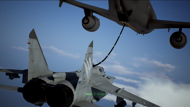 Ace Combat 7 Review Refuel
