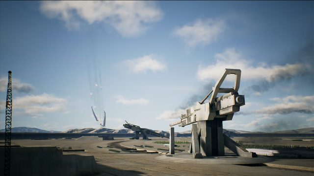 Ace Combat 7 Review Stonehenge