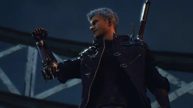 Nero in Devil May Cry 5 PS4 / Xbox One / PC
