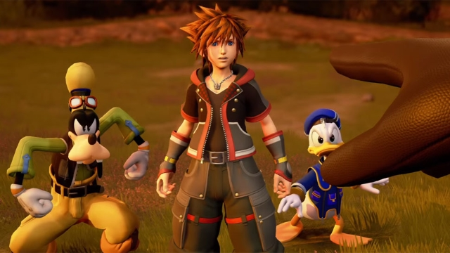 Kingdom Hearts 3 co-op or multiplayer