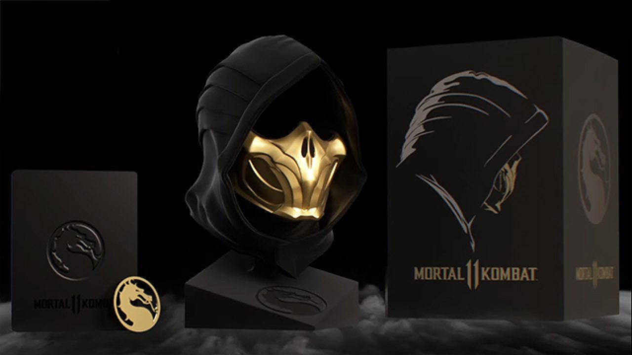 Mortal Kombat 11 Kollector S Edition What Is In It And Where To