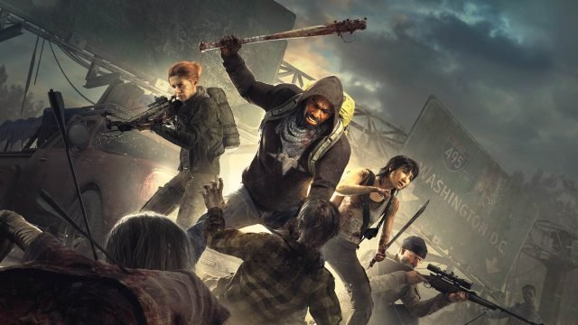 Skybound cancels Overkill's The Walking Dead