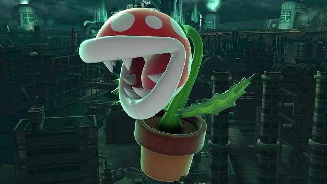 Super Smash Bros Ultimate Piranha Plant is the best fighter.