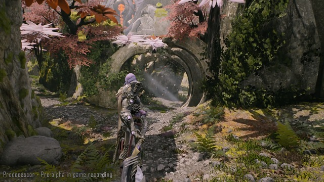 Predecessor is a full Paragon remake by small indie studio Omeda Studios.