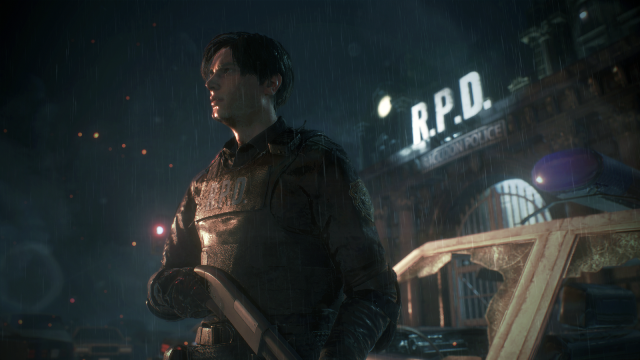 Resident Evil 2 This content cannot be selected at this time