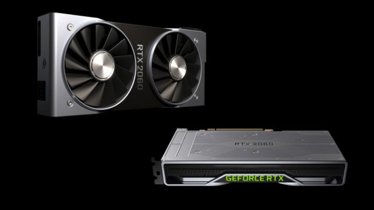 CES 2019: RTX 2060 price and specs announced - GameRevolution
