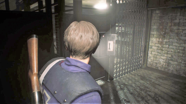 Resident Evil 2 Supplies Storage Room puzzle 4