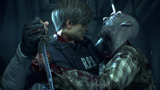 resident evil 2 remake turn off hud and item prompts how