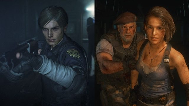 Resident Evil Play Order RE2 RE3 REmake