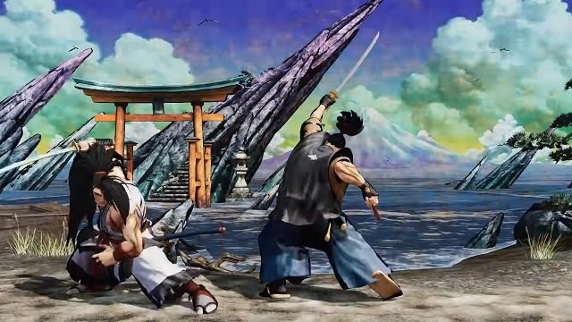 New Samurai Shodown looks like it will have cool AI