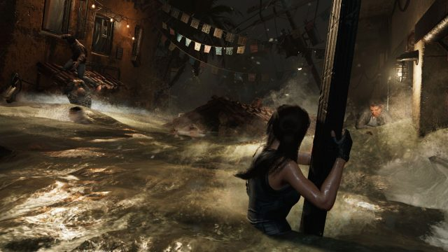 Shadow of the Tomb Raider the nightmare trophy list gold