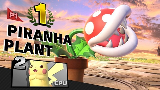 Smash Ultimate saves are being corrupted by Piranha Plant