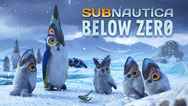 Subnautica Below Zero early access release date