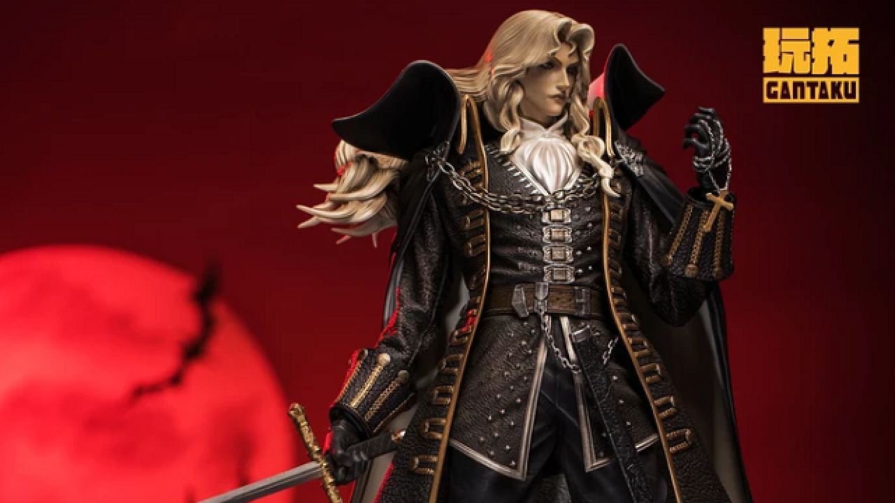 Alucard Pics new castlevania: symphony of the night alucard statue is