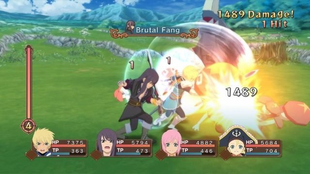 Tales of Vesperia Definitive Edition Differences