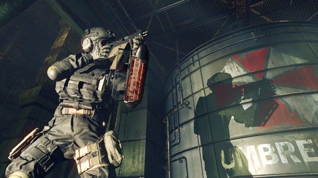 Umbrella Corps The Experiment Timeline Image, multiplayer