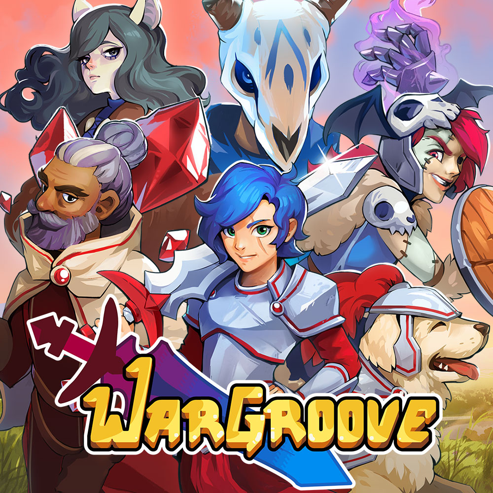 Box art - Wargroove