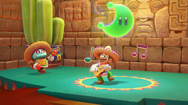 best-selling 3D Mario game