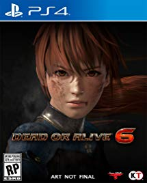 Box art - Dead or Alive 6