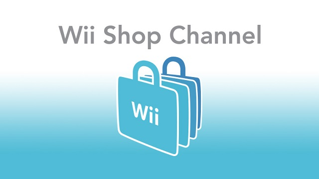 Wii Shop Channel shuts down. Makes us sad.