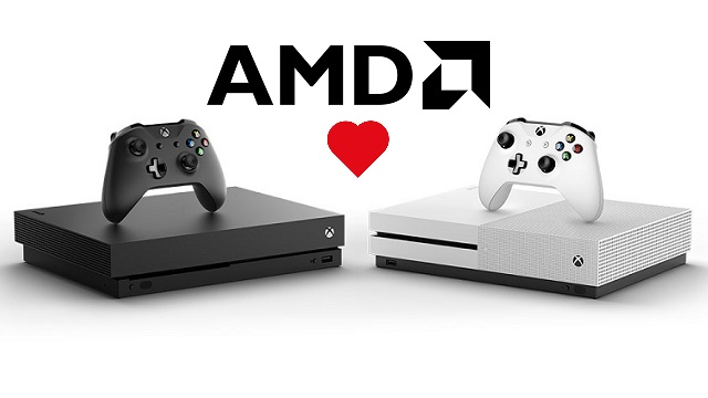 AMD Xbox partnership looks to be continuing.